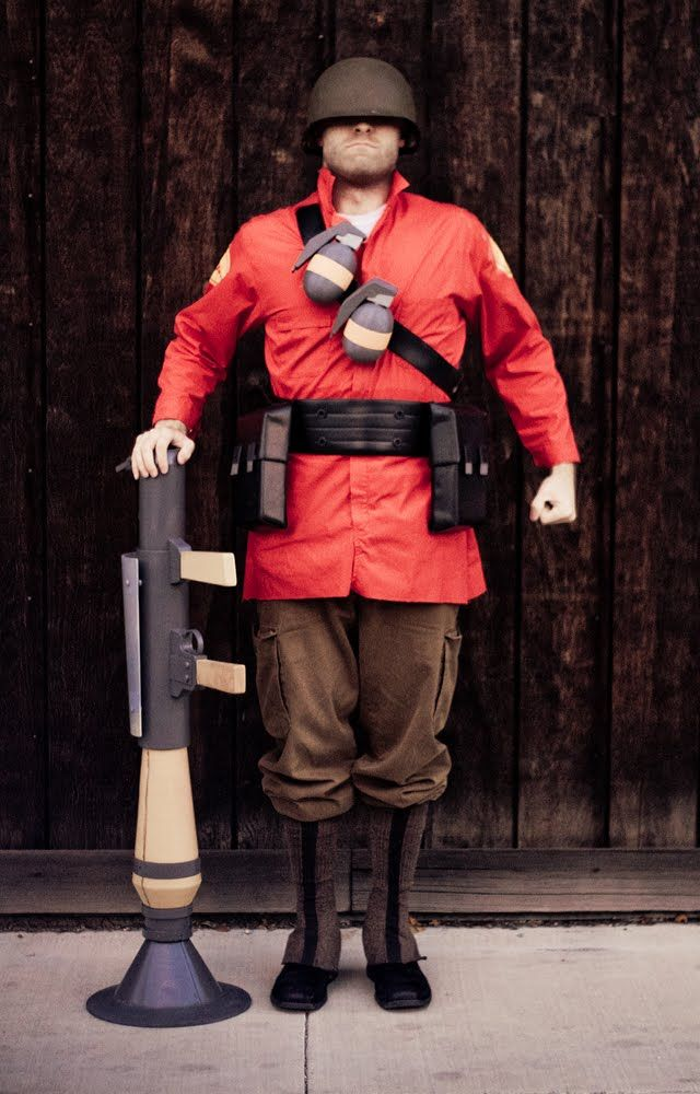 Soldier - Team Fortress 2