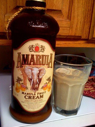 Amarula from South Africa!