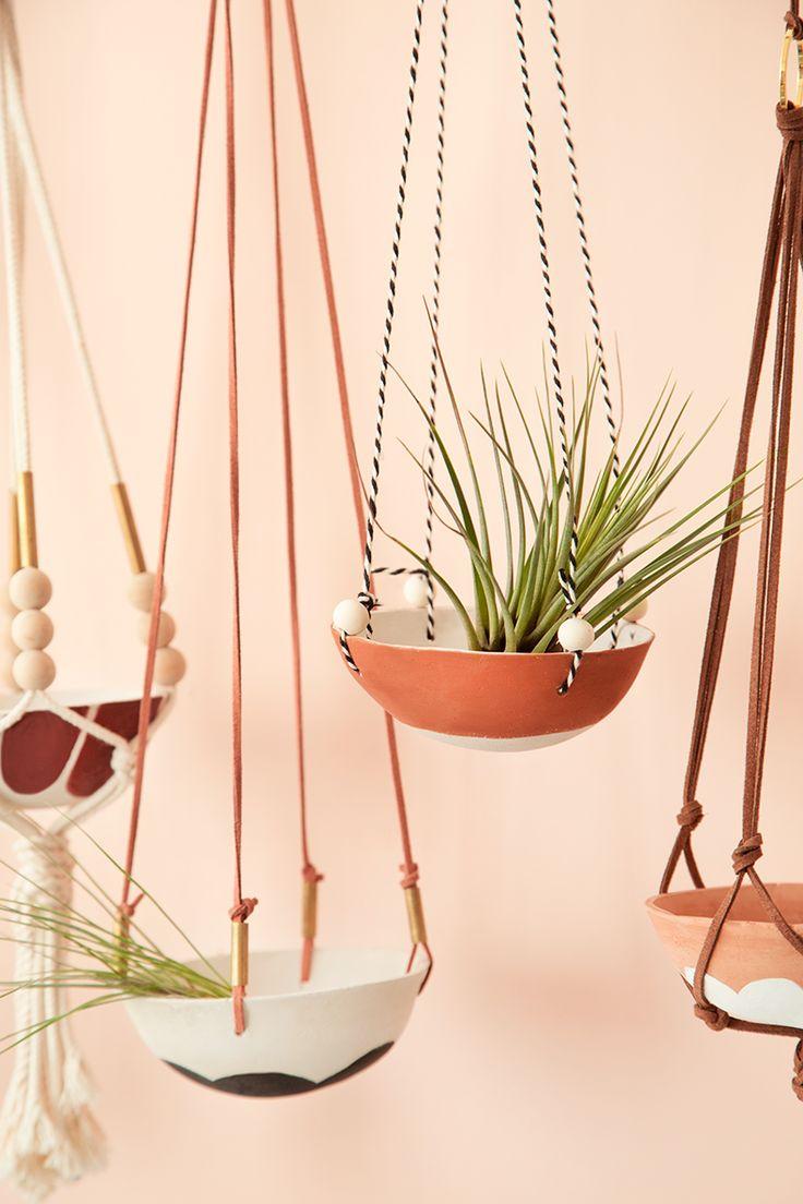 les 25 meilleures id es de la cat gorie supports pour plantes en macram sur pinterest pot. Black Bedroom Furniture Sets. Home Design Ideas