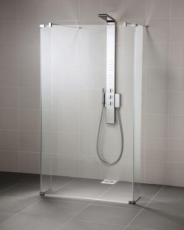 Paroi De Douche En Verre Connect IdealStandard Shower TapsBathroom
