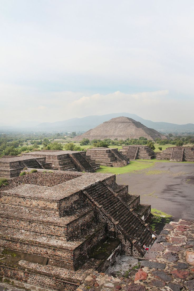 89 Best Images About Teotihuacan Pyramids On Pinterest