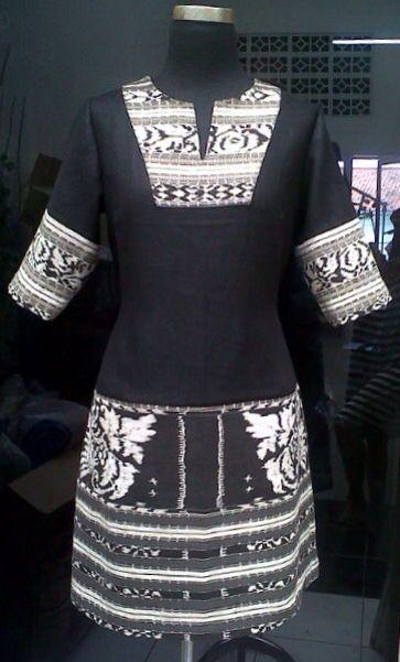 Dress vintage Savu NTT for Connie