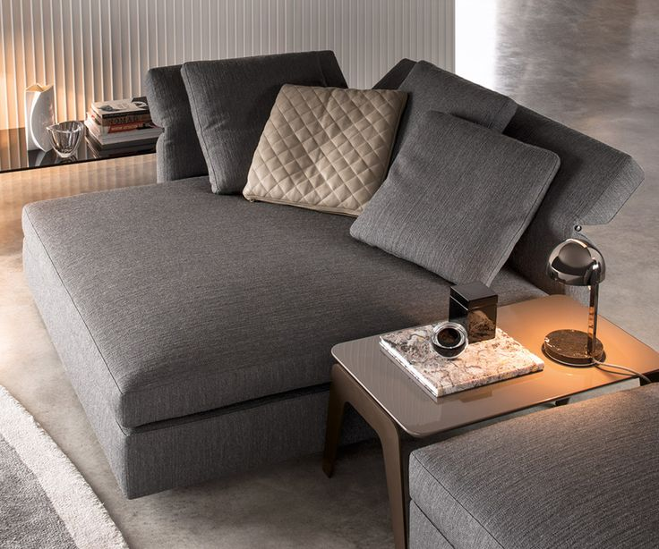 l sofa modern minotti - Google Search
