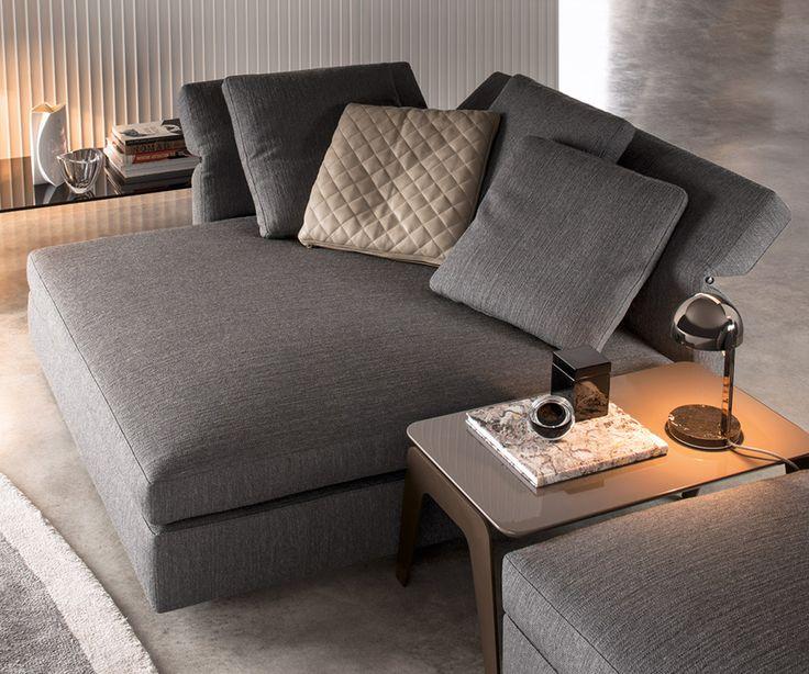 L Sofa Modern Minotti - Google Search
