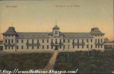Sanatoriul Filaret