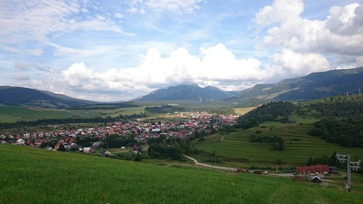 Zuberec-Slovak rebublic