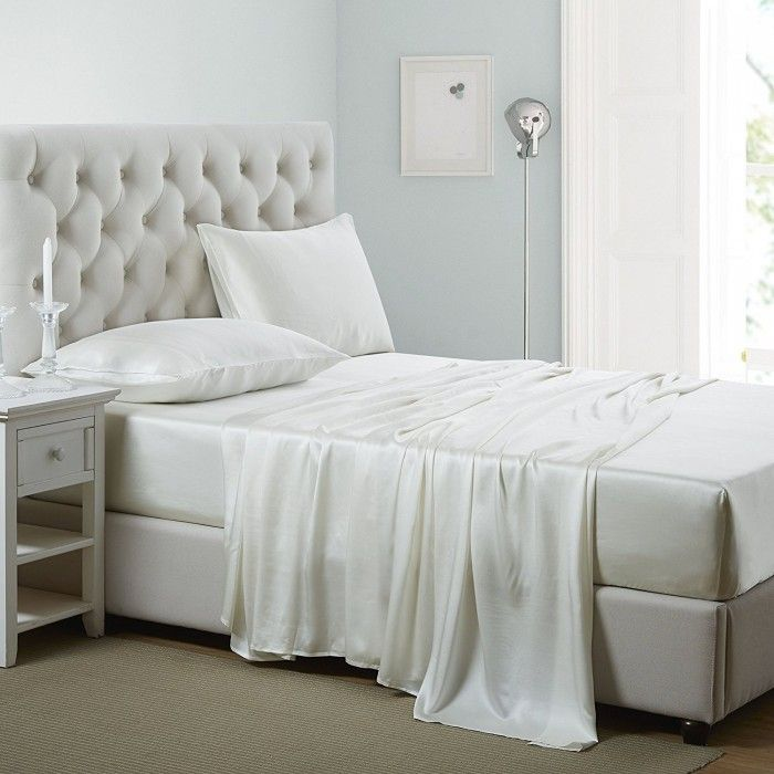 12 best de 4 teiliges bettw sche set aus seide images on pinterest bed linen sets bedding and. Black Bedroom Furniture Sets. Home Design Ideas