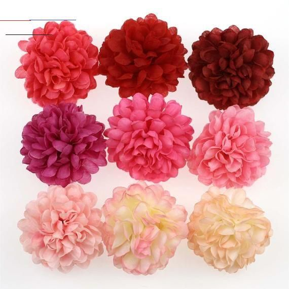 10 20 Pcs Artificial Fake Flower Silk Rose Heads Bulk Wedding Home Party Decor Silk Flowers Wholesale Silk Flowers Diy Silk Flowers