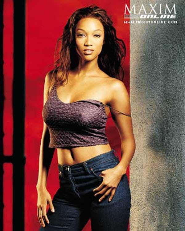 Tyra Banks Famous For: Best 25+ Tyra Banks Young Ideas On Pinterest