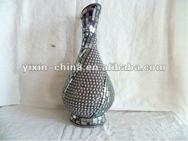 Imagenes de jarrones hechos con carton buscar con google for Jarrones de vidrio decorados