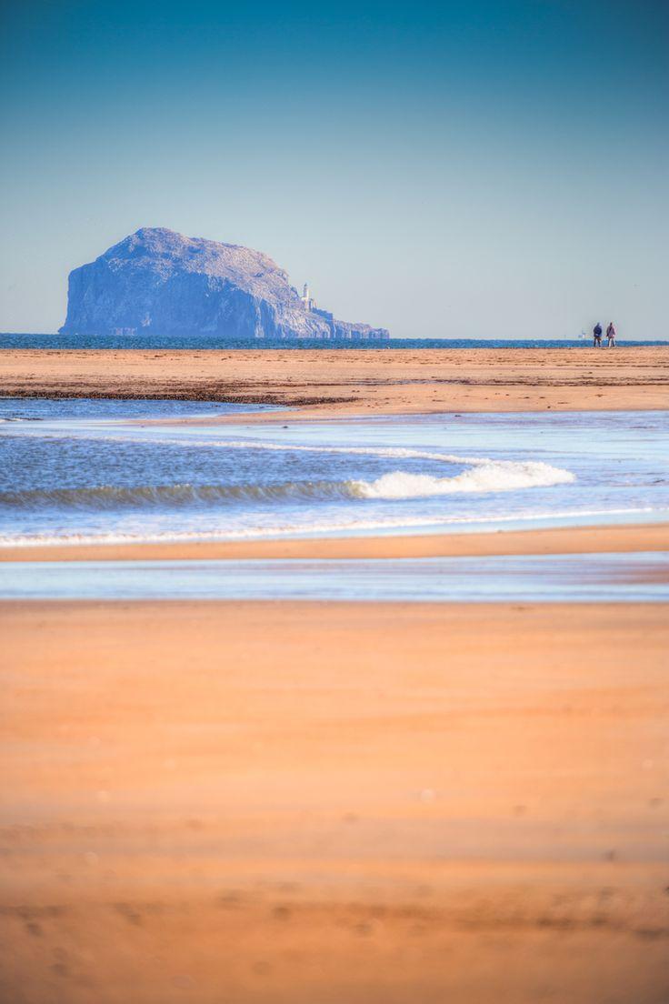 Yellowcraig Beach, East Lothian, #Scotland, #UK