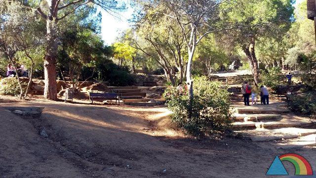 El Triángulo Arcoíris 6 Parques En Barcelona Y Alrededores Para Ir Con Niños Parques Lago Artificiales Parques Infantiles