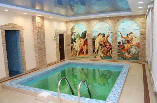 25 Best Small Indoor Pool Ideas On Pinterest Private