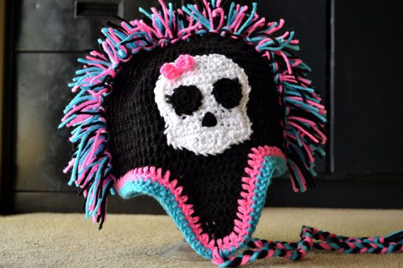 Monster High Mohawk Hat