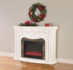 10 Best Images About Ideas For The House On Pinterest Electric Fireplaces Taupe And White