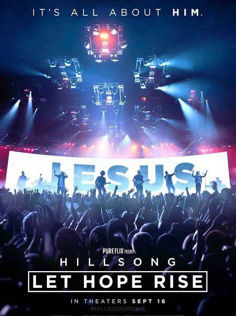 HILLSONG - LET HOPE RISE | Official Trailer