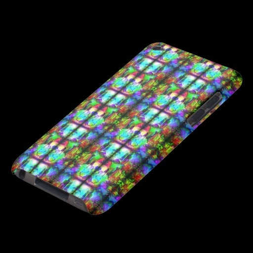 Stained-Glass iPod Case-Mate Cases