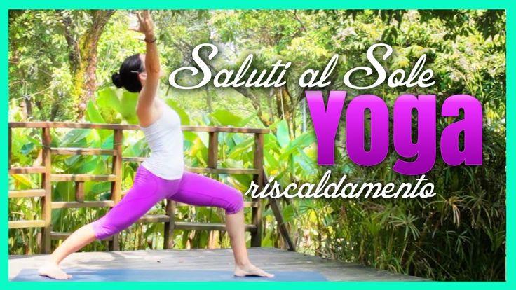 Yoga - Saluto al Sole - Esercizi di riscaldamento 3/3