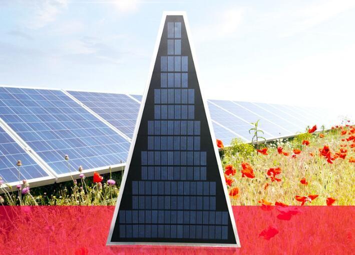 12w Customized Trapezium Polycrystalline Pet Laminated Solar Panel Solar Panels Roof Solar Panel Solar