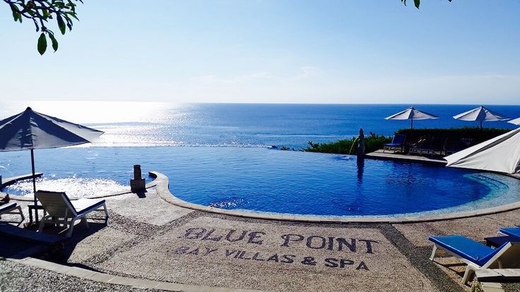 blue point Bali