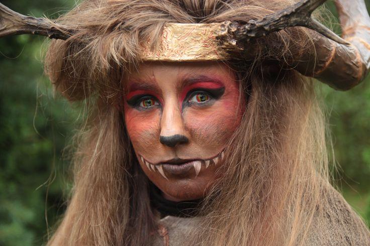 beastman cosplay amazing cosplay makeup art photography