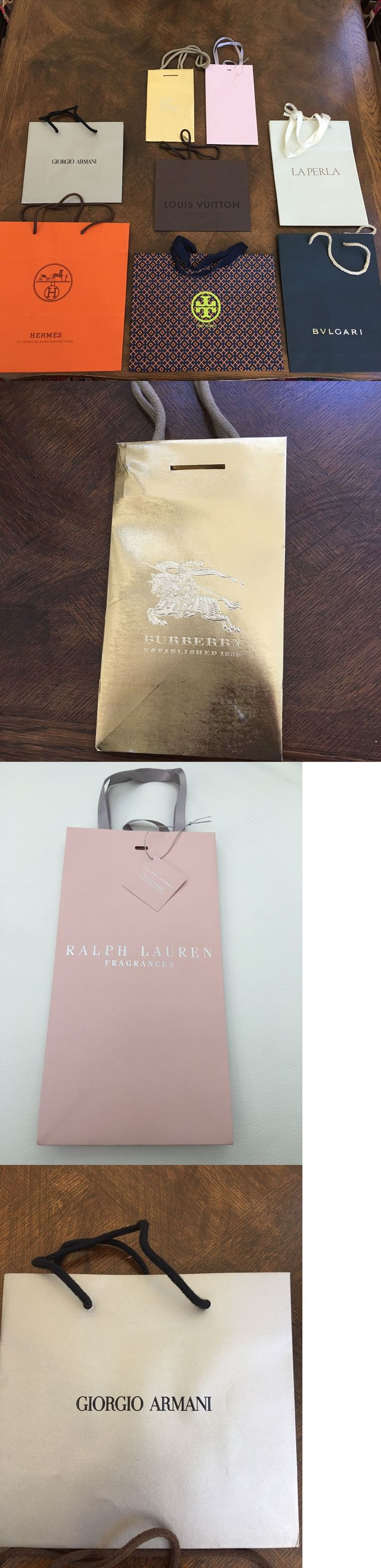 Gift Bags 102379: Sale High End Paper Shopping Gift Bags South Coast Plaza Stores -> BUY IT NOW ONLY: $50.99 on eBay!