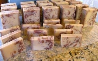 Crock pot soap + Many other DIY gift ideas
