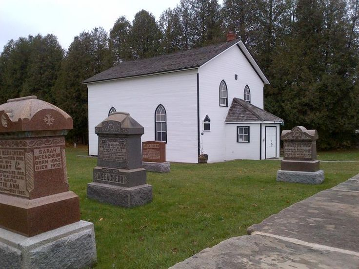 Days Out Ontario | Melville White Church, Caledon, Ontario