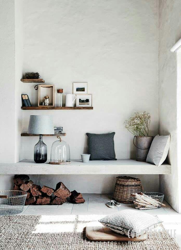 Entspannende Zeit leben / Möbel / relaxe / chill / Interieur / Möblierung / ruhig