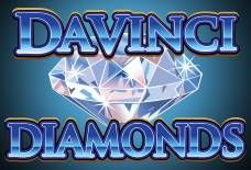 Free DaVinci Diamonds slot game ☆ Play on desktop or mobile ✓ No download ✓ No annoying spam or pop-up ads ✓  Play for free or real money. Free instant play slot machine