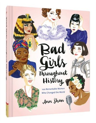 Aphra Behn, first female professional writer. Sojourner Truth, activist and abolitionist. Ada Lovelace, first computer programmer. Marie Curie, first woman to win the Nobel Prize. Joan Jett, godmother of punk. The 100 revolutionary women highlighted in this gorgeously illustrated book were bad in the best sense of the word: they challenged the status quo and changed the rules for all who followed. From pirates to artists, warriors, daredevils, scientists, activists, and spies, the…