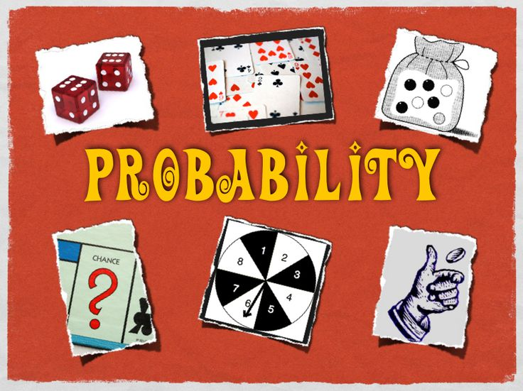 TOUCH this image: Explore Probability by MathyCathy