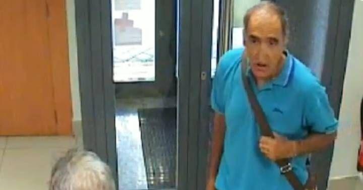 El histórico Padilla, frío ladrón de bancos, no dudaba al amenazar a sus víctimas durante sus golpes