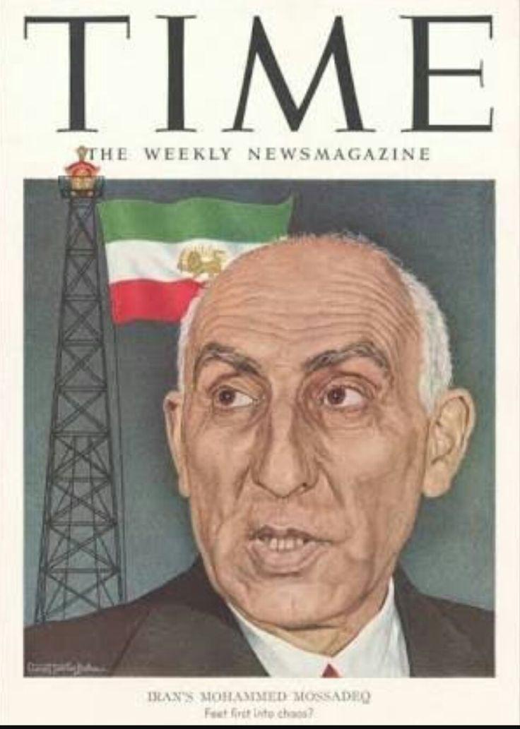 Muhammed Musaddik/(1951-1953)İran Basbakani/Ingiliz petrol tesislerini millilestirdigi için ingiliz ve amerikan darbesiyle indirilen milliyetçi devlet adami