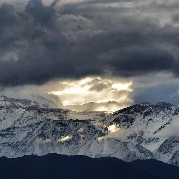 Cordillera, Santiago de Chile.