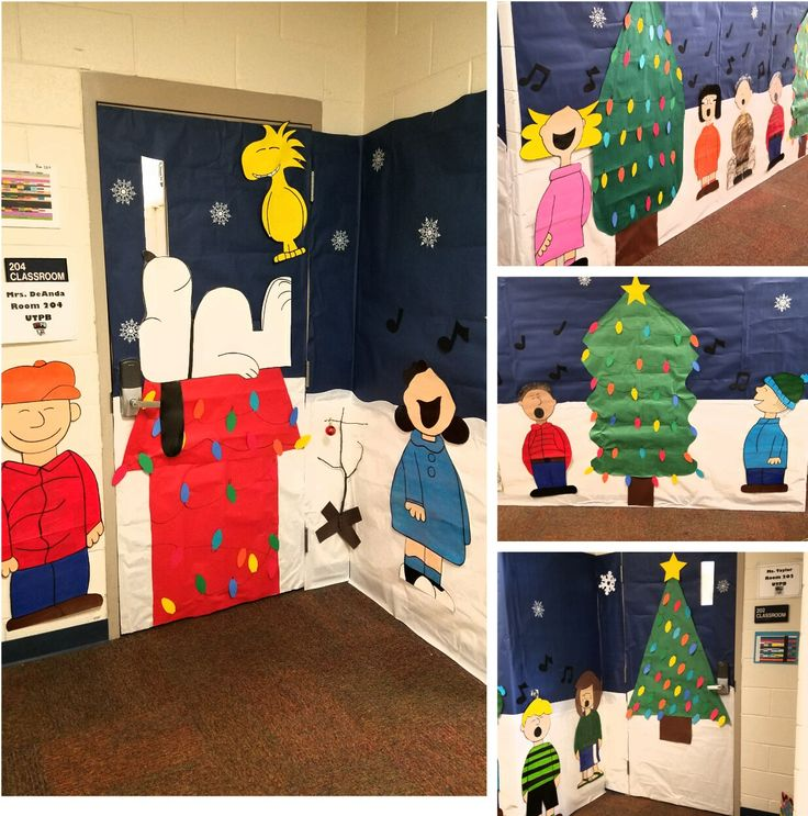 17 Best Images About Classroom Doors On Pinterest Snoopy
