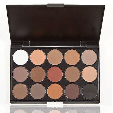 multi-funzione 15 colori in polvere shading makeup palette – EUR € 9.89