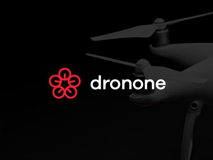 Drone logo wip