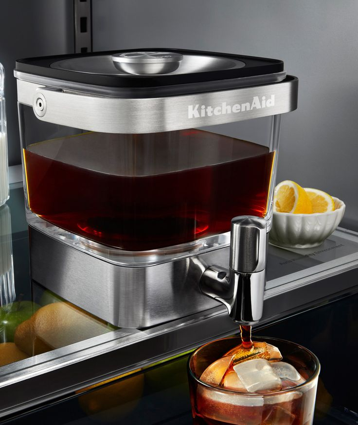 KitchenAid's New Cold Brew Coffee Maker Is Saving My Life RN | Epicurious