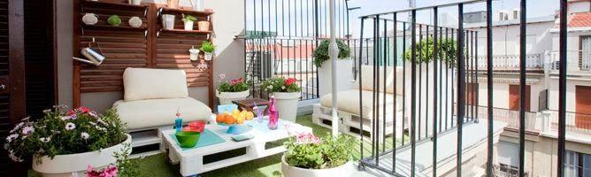 Originals on pinterest - Ideas terrazas pequenas ...