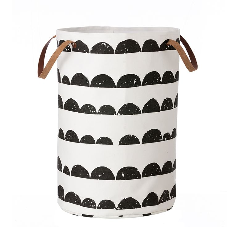 Half Moon Laundry Basket, Ferm Living