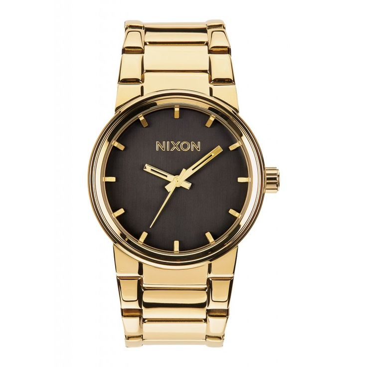 Reloj Nixon Cannon All Gold/ Black