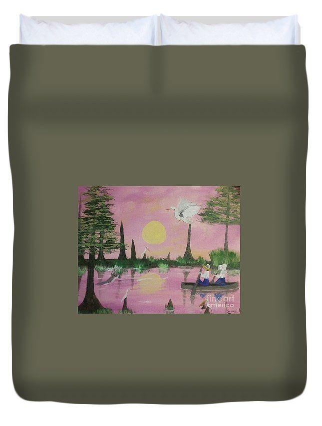 On The Bayou Duvet Cover For Sale By Seaux N Seau Soileau