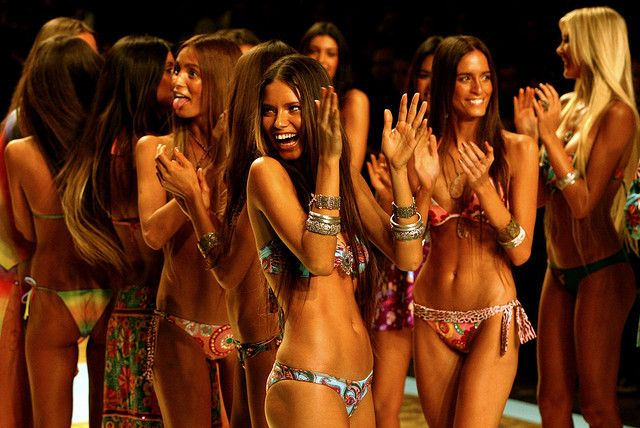 Don't miss the chance to buy an authentic Brazilian bikini in Rio!