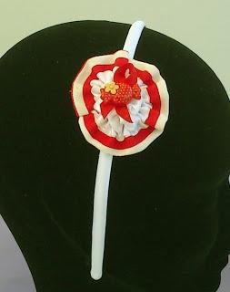 piratamorgan.com: Diadema Caramelo Rojo