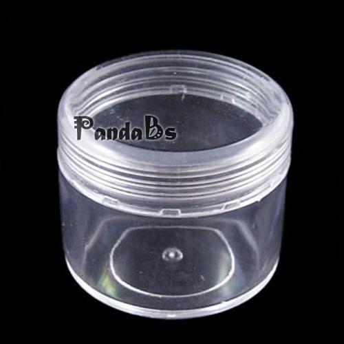 Дешевое Пластиковые круглые прозрачные бусины дисплей ящик для хранения чехол коробка, около 3.9 см в диаметре, 3.3 см высокой, Купить Качество Упаковка и демонстрация ювелирных изделий непосредственно из китайских фирмах-поставщиках:    Пластиковые круглых ясно, бисер дисплей футляр для хранения поле  Около 3.9 см в диаметре, 3.3 см высокой  Не беспоко