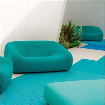 Paola Lenti Smile Sofa - Style # B75BE, Modern Outdoor Sofa – Contemporary Outdoor Sofa – Patio Sofa - Modern Outdoor Furniture | SwitchModern.com