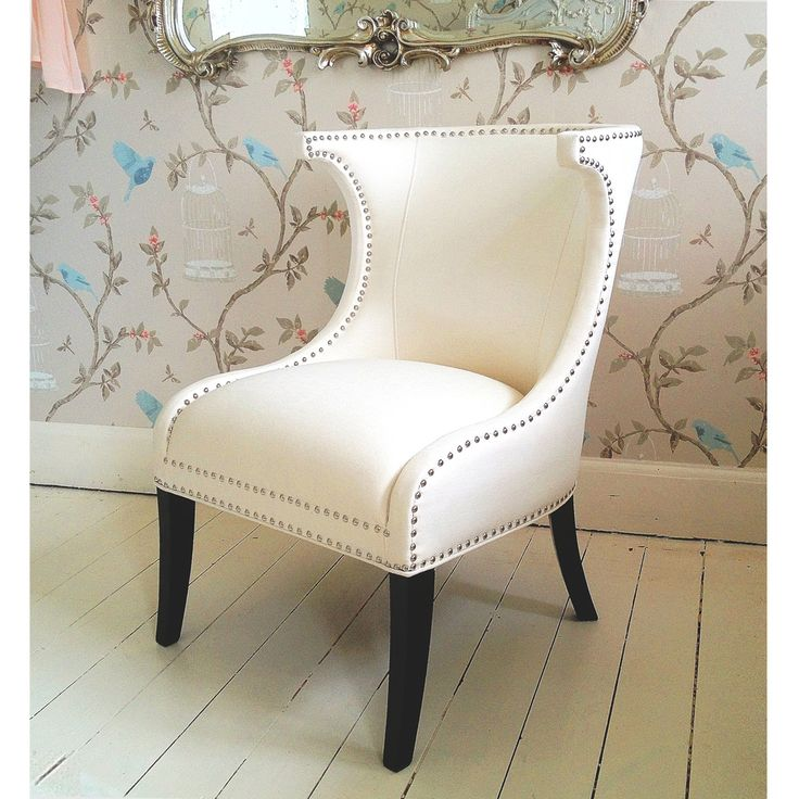Mayfair Ivory Chair By The French Bedroom Company