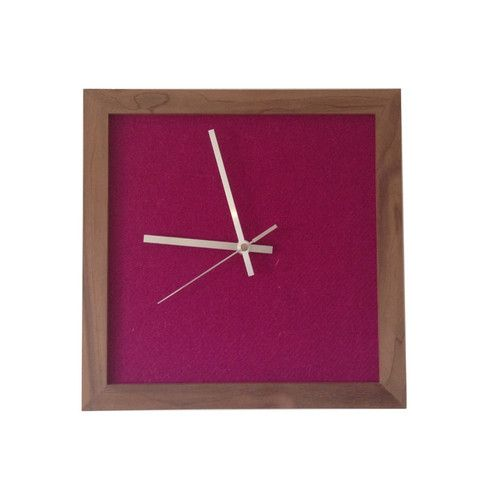 Betty Tweed Clock by Andy Murray Design