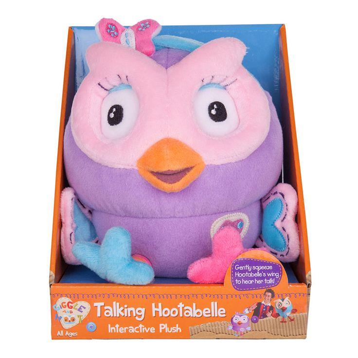 Giggle and Hoot Talking Hootabelle | ToysRUs Australia